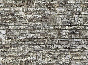 Vollmer 46035 Mauerplatte Haustein