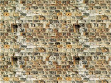 Vollmer 47363 Mauerplatte Sandstein N