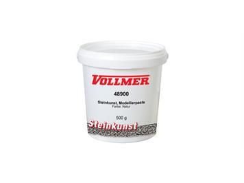 Vollmer 48900 Steinkunst-Modellierpaste 500 gr. natur