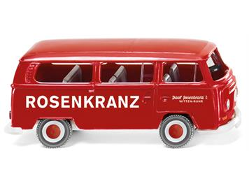 Wiking 031501 VW T2 Bus Rosenkranz HO