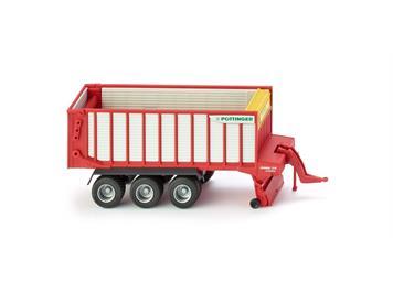 Wiking 038138 Pöttiger Jumbo Combiline Ladewagen