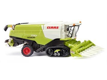 Wiking 038913 Claas Lexion 770 TT Mähdrescher mit Conspeed Maisvorsatz HO