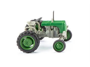 Wiking 087649 Steyr 80 Traktor grün HO