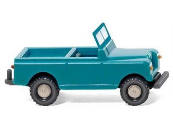 Wiking 092301 Land Rover helltürkis/creme beige
