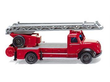 Wiking 096240 Feuerwehr (Magirus DL 25h) N