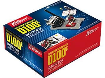 Wilesco 5100 D100E Dampfbox
