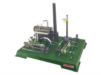 Wilesco D161 Dampfmaschine Werkstatt