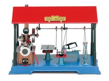 Wilesco Dampfmaschinen-Fabrik D141