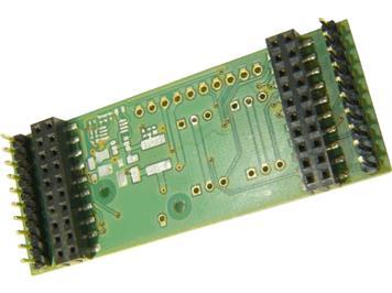 ZIMO LOKPL96LS Adapterplatine zu MX696