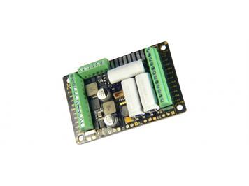 ZIMO MX699KS Grossbahn-Sounddecoder, 6A, 8Fu-Ausgänge, 30 Schraubklemmen