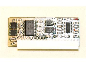 Zimo MX9ALA Lampenverstärker-Aufsteckplatine (8 Lampenausgänge)