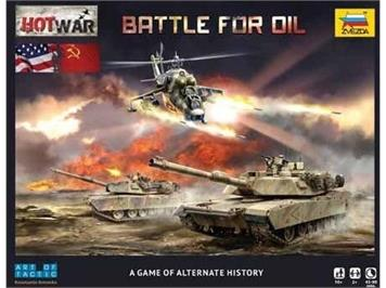 Zvezda 7410 Brettspiel HOT WAR GAME Battle for Oil