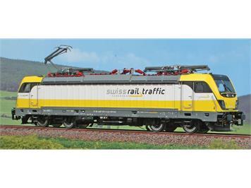 "A.C.M.E. 90119S Elektrolok 487 001 ""Swiss Railtraffic DC digital/Sound"
