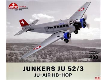 ACE 001558 Junkers JU 52/3 JU-Air HB-HOP