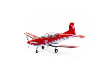 ACE 001711 Pilatus PC-7 Jubiläumsversion 30-J PC-7 Team, 1:72