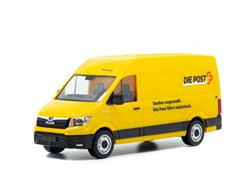 ACE Arwico Collection Edition 002503 MAN eTGE «Die Post» Elektro Lieferwagen