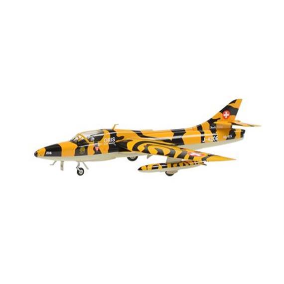 "ACE J-4206 Hunter Mk 68 Trainer ""HB-RVV Tigerpaint Version Altenrhein"""