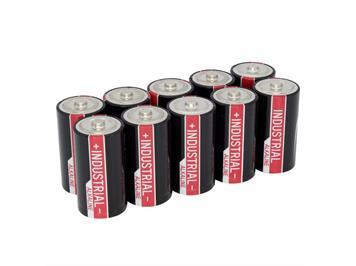 Ansmann Alkaline Baby C, 1,5V, LR14, 10er-Pack