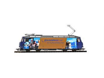 Bemo 1259 334 Elektrolok Ge 4/4III 8004 Golden Pass MOB