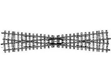Bemo 4218 000 H0m 12° Kreuzung, 220mm