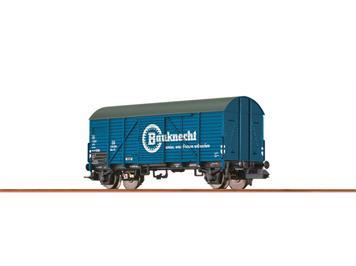 "BRAWA 67308 Güterwagen Gmhs ""Bauknecht"" DB"