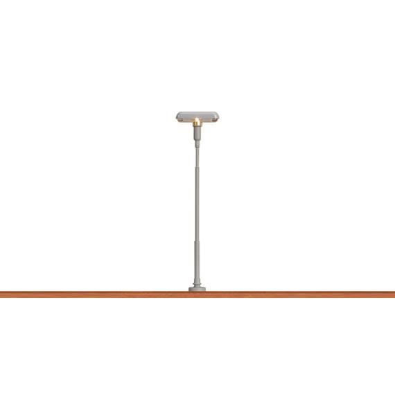 BRAWA 84017 LED Bahnsteigleuchte, Stecksockel