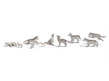 Busch 1193 Wolfsrudel HO