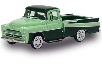 Busch 133440 Dodge D100 Sweptside Pick Up, H0 1:87