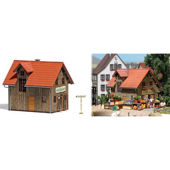 Busch 1512 Hofladen HO