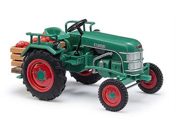 Busch 40070 Traktor Kramer K11 mit Apfelkiste HO