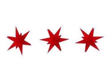 Busch 5416 leuchtende Weihnachtssterne rot (3)