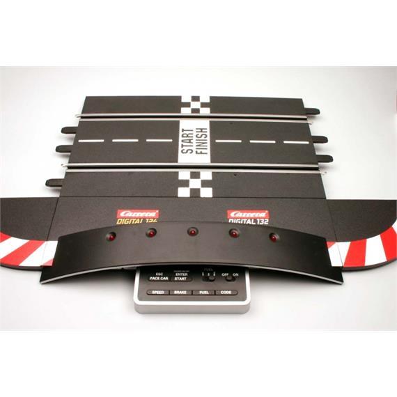 Carrera 20030352 D132 Control Unit (für Startlight)