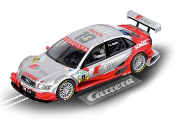 "Carrera 27128 Evolution Audi A4 DTM ""Stippler"" mit Licht"