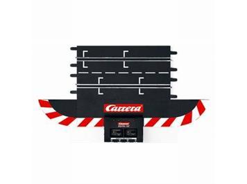 Carrera Anschlussschiene mit Black Box Digital 132