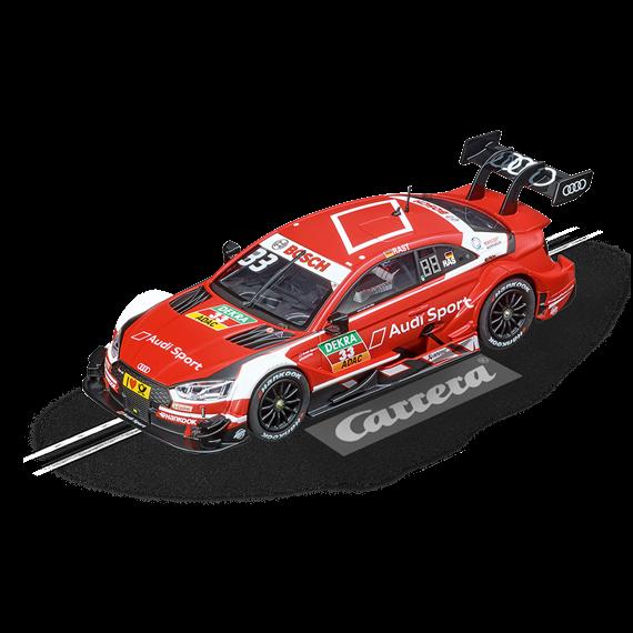 """Carrera D132 20030879 Audi RS 5 DTM """"R.Rast, No.33"""""""
