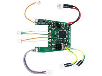 Carrera D132 26743 Digitaldecoder Blinklicht