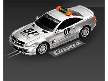 "Carrera Go! AMG Mercedes SL 63 ""Safety Car"""
