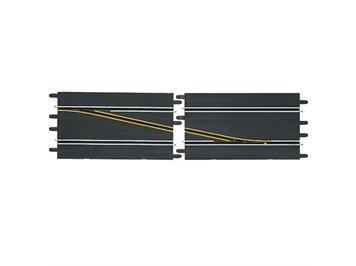 Carrera PRO-X Weiche, rechts 2 Stück