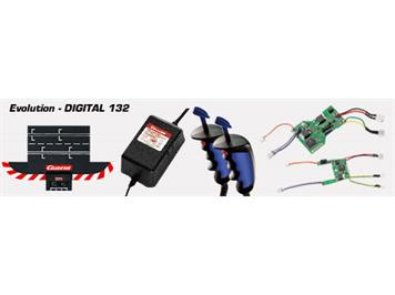 Carrera Upgrade Kit Evolution zu Digital-132 (EVO)
