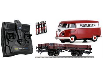 "Carson 500504132 VW Bus T1 ""Märklin"" 2.4 GHz 100 % RTR"