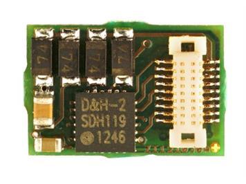 Doehler + Haass (112) DH18A Fahrzeugdecoder Next-18