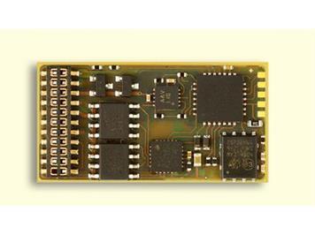 Doehler + Haass (202) Fahrzeugdecoder SD21A-4, mtc21 (Sound)
