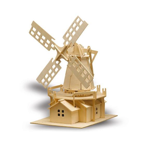 """DONAU M873 Holzbaukasten """"Windmühle"""""""
