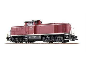 ESU 31233 Diesellok DB 290 048 altrot DC/AC-Universalelektronik mit Sound & Rauch HO