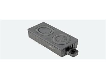 ESU 50344 Lautsprecher 24x55x8.6mm, mit Bassreflex