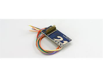 ESU 51957 Adapterplatine 21MTC für 8 verstärkte Ausgänge an Litzen