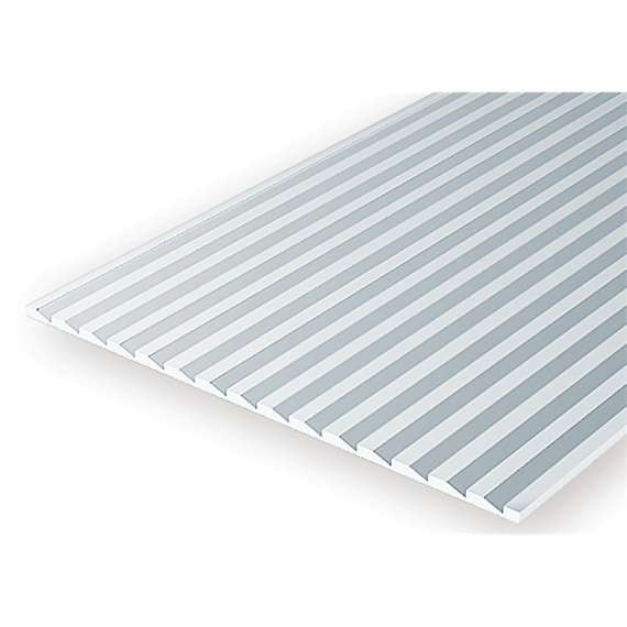 Evergreen 4150 Strukturplatte, 1x150x300 mm.R, Nutbreite 3,7 mm, 1 Stück