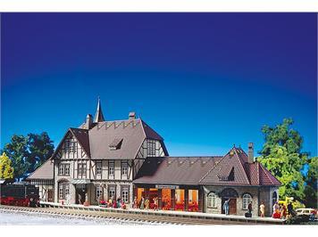 "Faller 110116 Bahnhof ""Schwarzburg"""