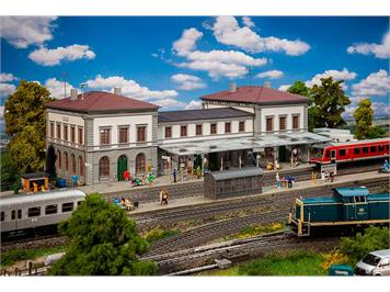 "Faller 110140 Bahnhof ""Königsfeld"" Spur H0"