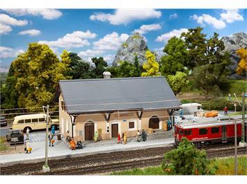 Faller 110144 Bahnhof Ardez